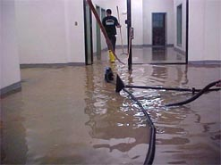 FLOOD CLEAN UP SERVICE